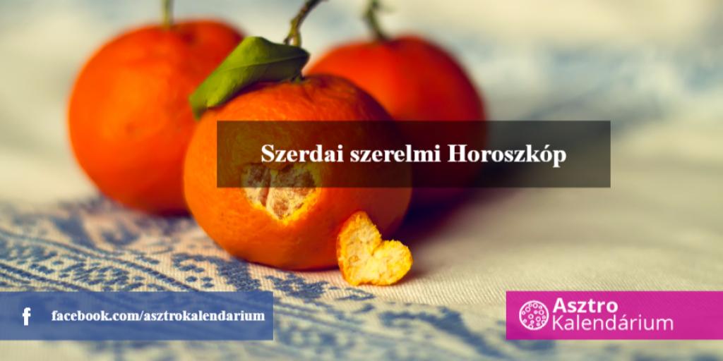 Napi Szerelmi Horoszkópok - 2018-10-31