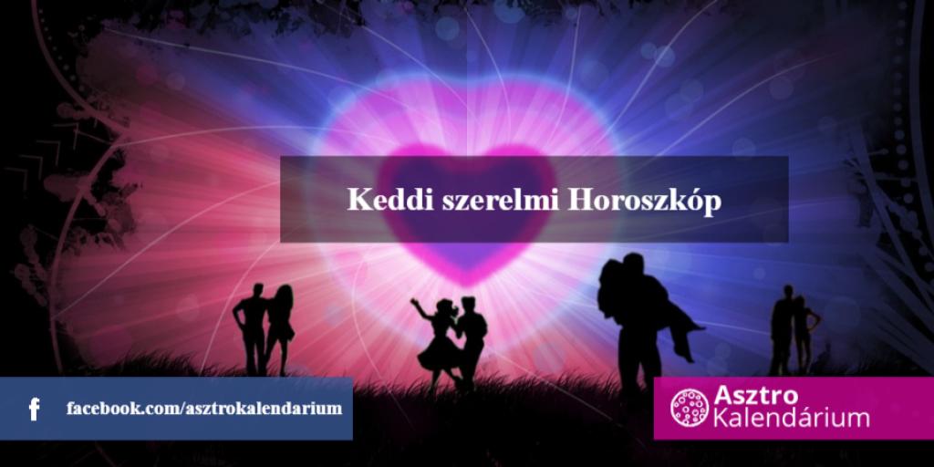 Napi Szerelmi Horoszkópok - 2018-11-20