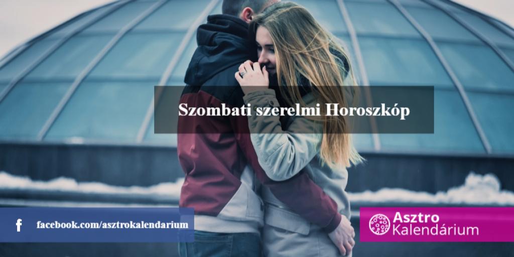 Napi Szerelmi Horoszkópok - 2018-11-10