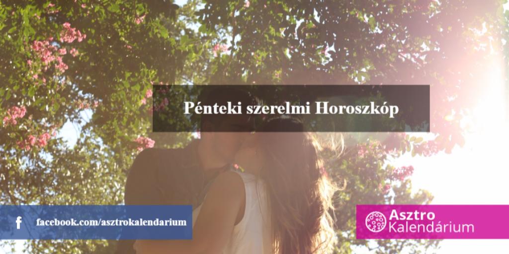 Napi Szerelmi Horoszkópok - 2018-11-09