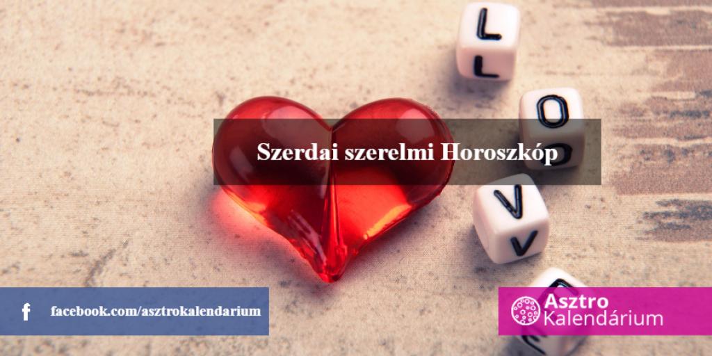 Napi Szerelmi Horoszkópok - 2018-11-21