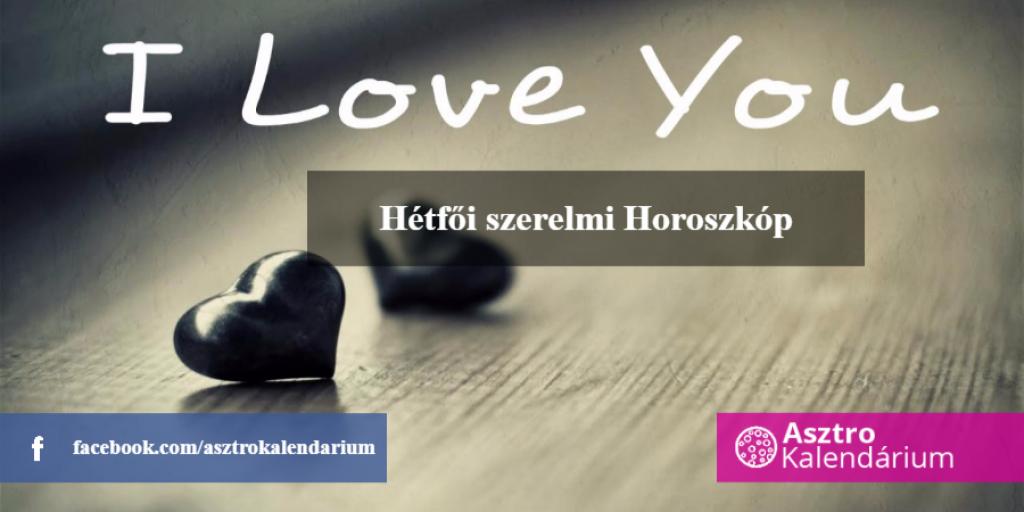 Napi Szerelmi Horoszkópok - 2018-11-19