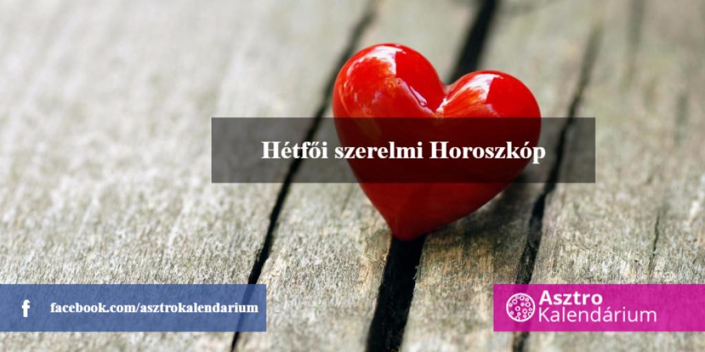 Napi Szerelmi Horoszkópok - 2018-11-05