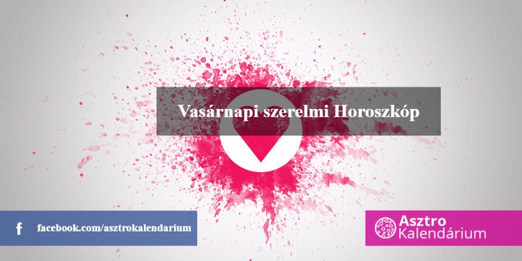Napi Szerelmi Horoszkópok - 2018-11-11
