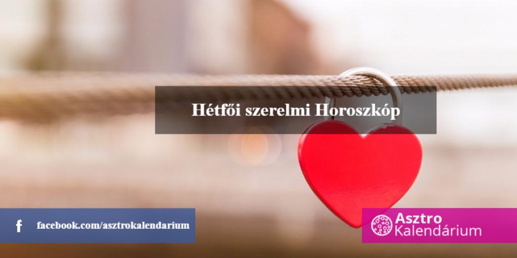 Napi Szerelmi Horoszkópok - 2018-11-12