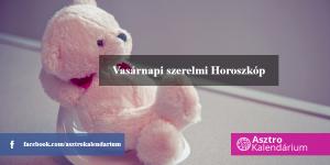 Napi Szerelmi Horoszkópok - 2018-11-04