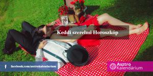 Napi Szerelmi Horoszkópok - 2018-11-13