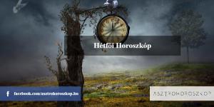 Hétfői Horoszkóp