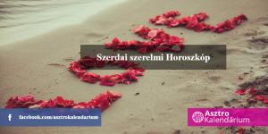 Napi Szerelmi Horoszkópok - 2018-11-14