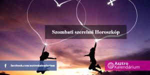 Napi Szerelmi Horoszkópok - 2018-11-17