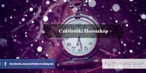 Csütörtöki Horoszkóp