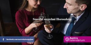 Napi Szerelmi Horoszkópok - 2018-11-07