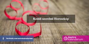 Napi Szerelmi Horoszkópok - 2018-11-06