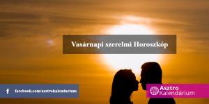 Napi Szerelmi Horoszkópok - 2018-11-18