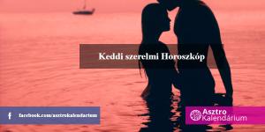Napi Szerelmi Horoszkópok - 2018-10-30